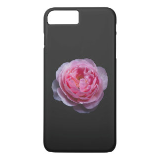 A pink rose flower iPhone 8 plus/7 plus case