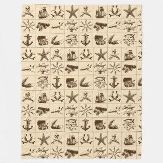 A Pirates Life Blanket_1 Fleece Blanket