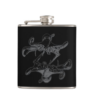 A Pirates Life krakenflask_2 Hip Flask