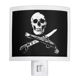 A Pirates Life skull light_1 Night Lights