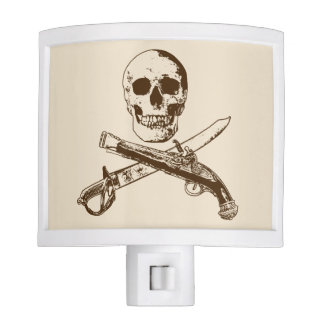 A Pirates Life skull light_3 Night Light