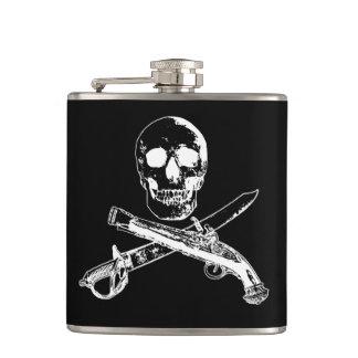 A Pirates Life skullflask_4 Flasks
