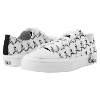 A Pirates Life skullshoes_3 Low-Top Sneakers