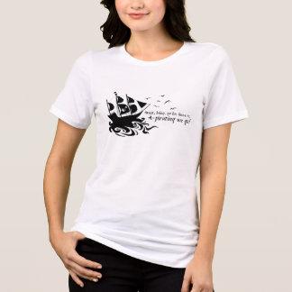 A-Pirating We Go! Ladies' T-Shirt