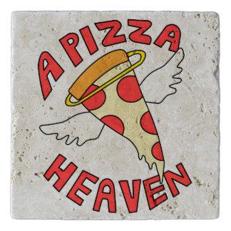 A Pizza Heaven Trivet
