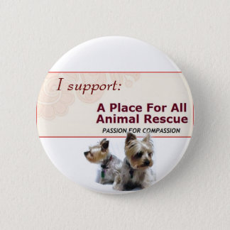 A place for all Animal rescue button