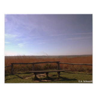 A Place for Peace by E.A. Schneider Photo Print