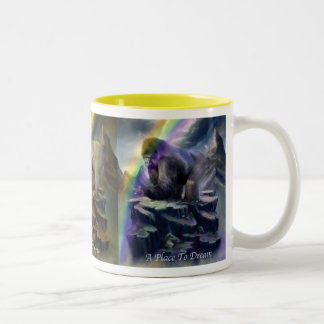 A Place To Be, To Grow, To Dream Mug