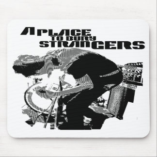 A Place to Burry Strangers Mouse Pad