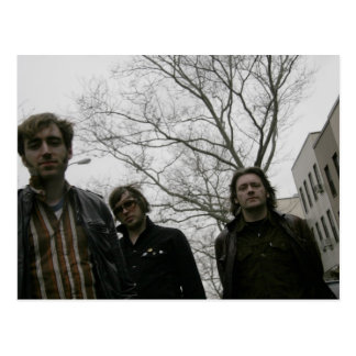 A Place to Bury Strangers Postcard