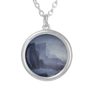 A Place To Hide Silver Plated Necklace