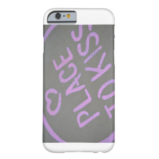 A Place to Kiss Barely There iPhone 6 Case