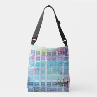 A Planner's Periodic Table Bag