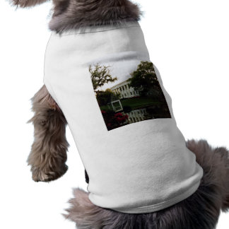 A Plantation On The Mississippi Pet Shirt