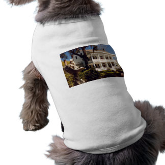 A Plantation On The Mississippi Pet Tee Shirt
