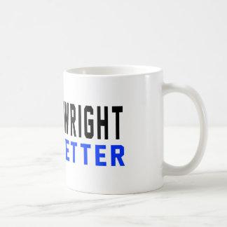 A Playwright Do It Better Mugs