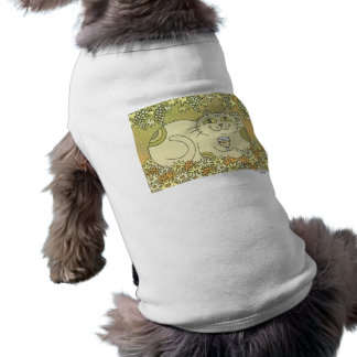 A Pleasing Glass of Pinot Grigio Pet Clothing
