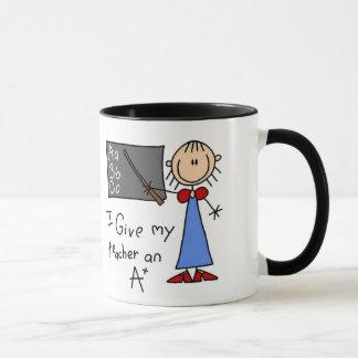 A Plus Teacher Mug