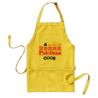 A Pointless Cook Standard Apron