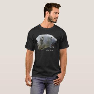 A polar bear growls T-Shirt
