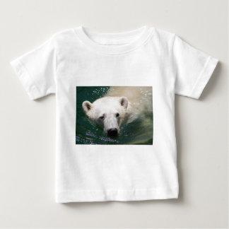 A polar bear just chilling baby T-Shirt