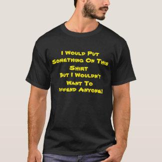 A Politically Correct Shirt