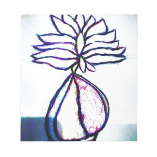 A Polyphonic Lotus Heart by Luminosity Notepad
