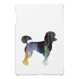 A poodle cover for the iPad mini