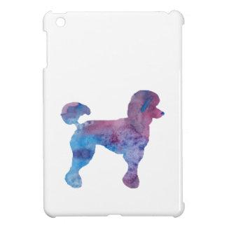 A poodle iPad mini cover