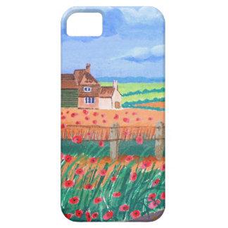 A Poppy Field iPhone 5 Case