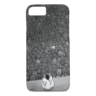 A portion of the 10,000 GI's who were_War Image iPhone 7 Case