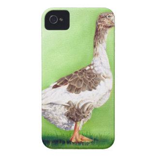 A Portrait of a Goose iPhone 4 Case-Mate Case