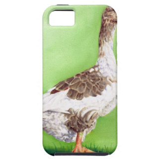 A Portrait of a Goose iPhone 5 Case