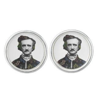 A Posy of Poe Cufflinks