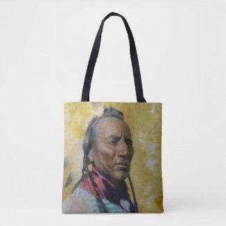 A Present Past Tote Bag