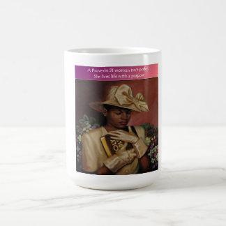 A Proverbs 31 woman Coffee Mug