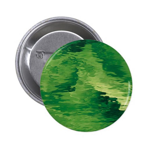 A Puff of Green Smoky Haze Pin