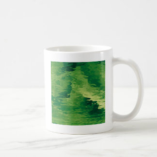 A Puff of Green Smoky Haze Mug