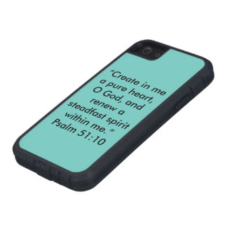 """""""A Pure Heart"""" Iphone 5/5S and SE Cell Phone Case"""