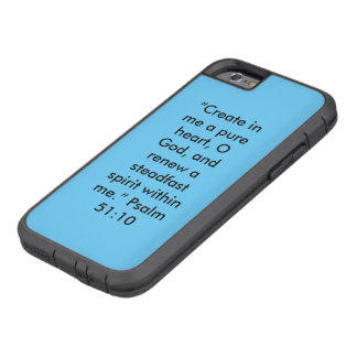 """A Pure Heart"" Iphone 6/6S Tough Extreme Cell Phon Tough Xtreme iPhone 6 Case"