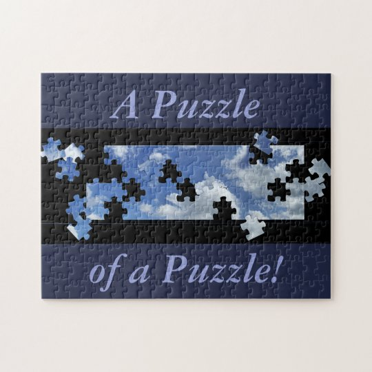 A Puzzle of a Puzzle!