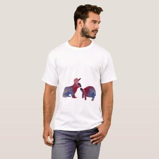 A rabbit and a tortoise T-Shirt