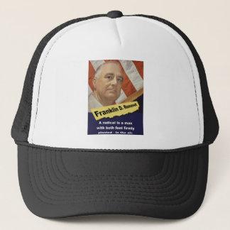 A Radical Is A Man - FDR Trucker Hat