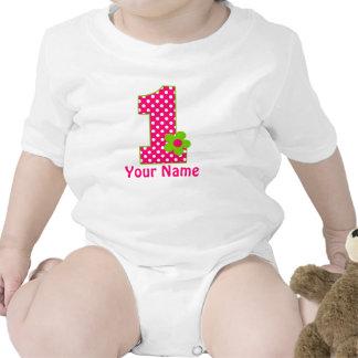 Ă?re chemise d'anniversaire personnalisée par fill t-shirt