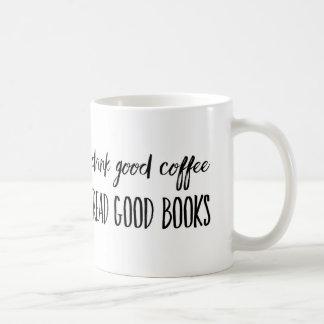 A Reader's Coffee Mug