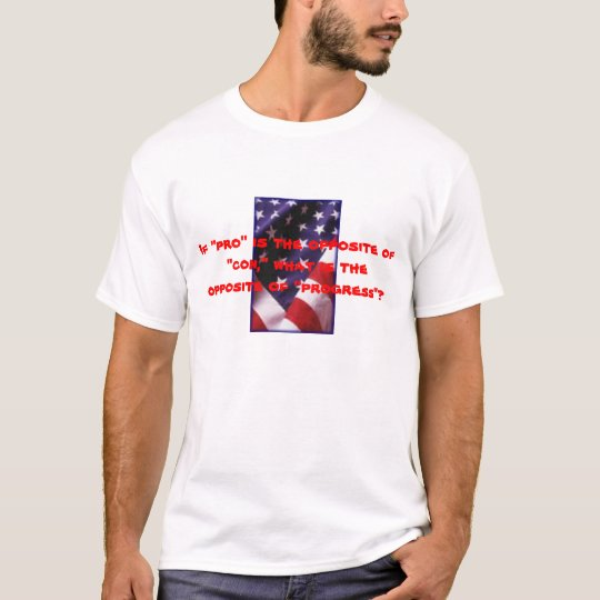 A Real Con T-Shirt