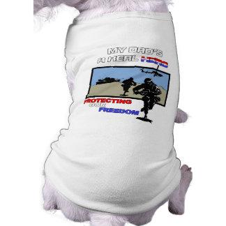 A Real Hero - Military Shirt