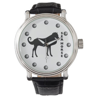 A Real Life Sea Horse Wrist Watches