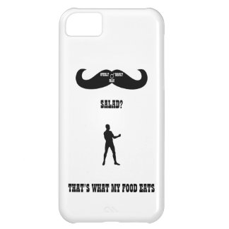A Real Overly Manly Man - Salad? Case For iPhone 5C