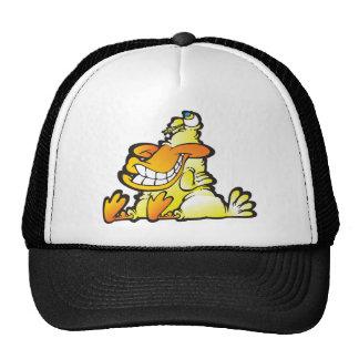 A real quack trucker hat